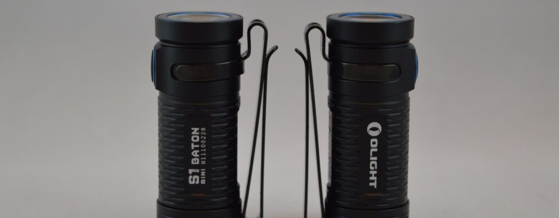 REVIEW OLIGHT S1 BUTON (CRI 90 Y CRI 70).